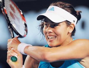 Ana Ivanovic rejoint Sharapova en finale