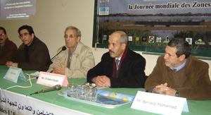 Oujda : la protection des zones humides en débat