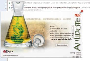 Correcteur orthographique : le test du logiciel Antidote