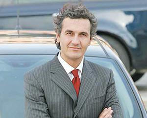 Trois questions à Antonio Baravalle, Pdt d'Alfa Roméo