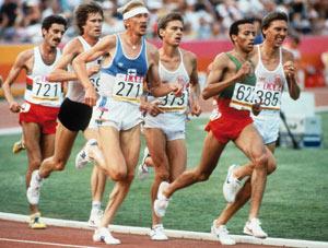 L'athlétisme entre gloire et déboire