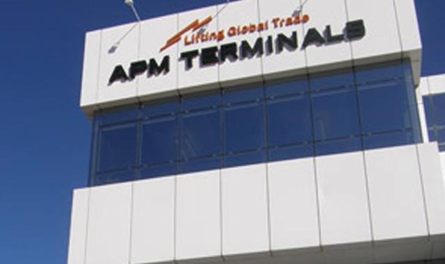 APM Terminals Tangier primé opérateur de terminaux international de l'année
