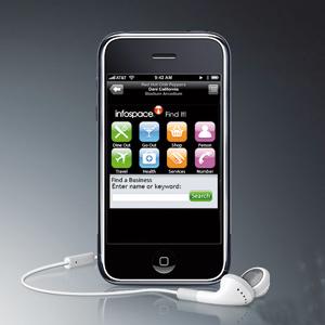 L'iPhone sert de canal de prospection commerciale à l'insu des détenteurs