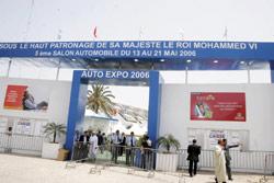 Automobile : Auto-Expo 2006 : plus de 100.000 visiteurs