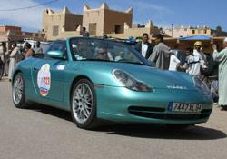 Rallye «Classic» 2006 : épilogue à Marrakech