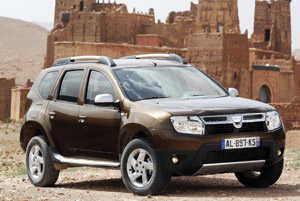Dacia Duster : le costaud de la famille