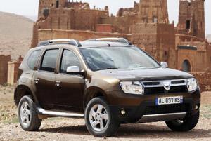 Dacia Duster : le costaud de la famille