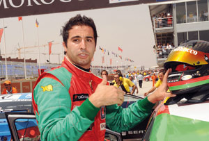 Mehdi Bennani termine en 4e position de la course de qualification