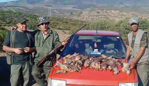 Reportage : Lancement de la saison de la chasse