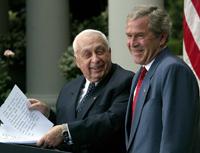 Bush-Sharon : De qui se moquent-ils?