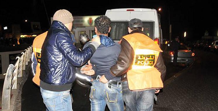 Meknès: Plus de 30.000 suspects arrêtés en 2018