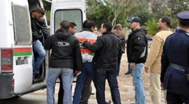 Casablanca : Arrestation d une bande qui cambriolait les sociétés
