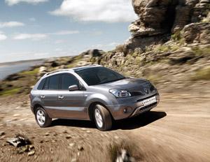Renault Koleos : Un pur fruit de l'Alliance