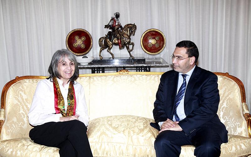 La vice-Présidente bulgare en visite de trois jours au Maroc