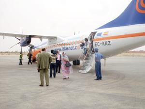 Laâyoune : Une nouvelle ligne aérienne entre Laâyoune et Las Palmas