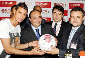 Arsenal Soccer School ouvre ses portes à Casablanca