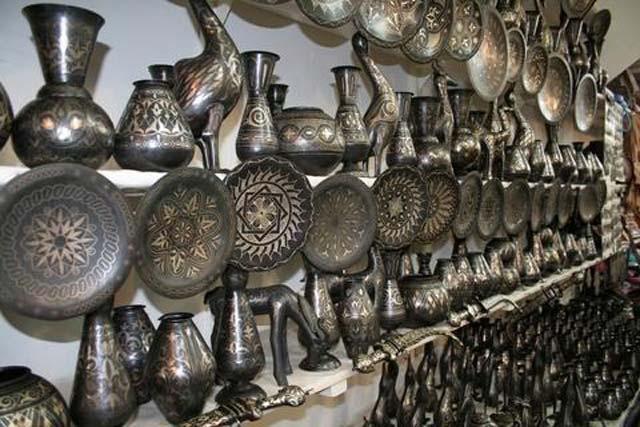 Hausse de 42,29% des exportations des produits de l'artisanat de Fès durant le 1er trimestre de 2013