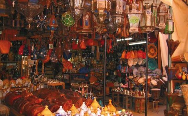Laâyoune : Clôture du Salon régional de l artisanat
