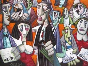 Artothèque de Casablanca : Miramon jette la lumière sur les qualités et les défauts de l'être