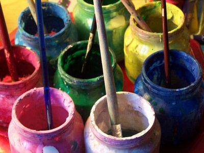 Exposition collective de cinq artistes plasticiens à Marrakech jusqu'au 31 juillet