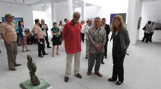Asilah : Inauguration de la Maison de l art contemporain