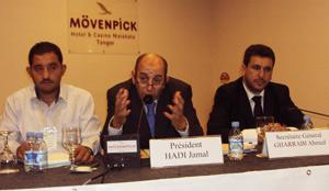 Tanger : Les transporteurs TIR en conclave