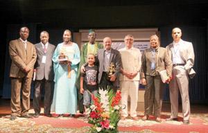 Assilah : Mehdi Akhrif et Fama Diagne Sène obtiennent le Prix Tchicaya U Tam'si