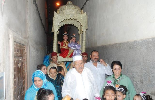 Association Zaouia El Khadra : Paillettes et spiritualité pour célébrer la Nuit du destin
