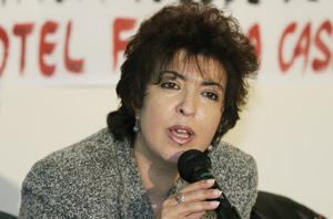 Fouzia Assouli : «Il faut abolir la polygamie»