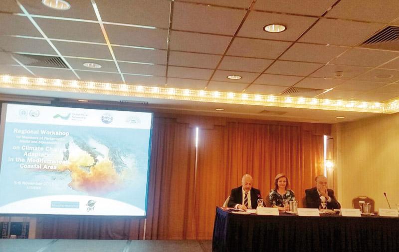 Changement climatique: Les pays méditerranéens veulent sauver leur environnement