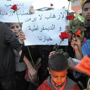 Attentat de Marrakech : SM le Roi se rend au chevet des blessés