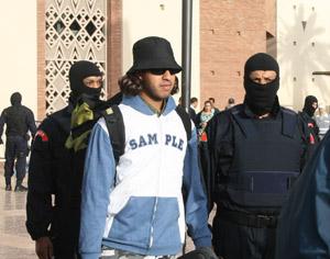 Terrorisme : Reconstitution de l'attentat de Marrakech