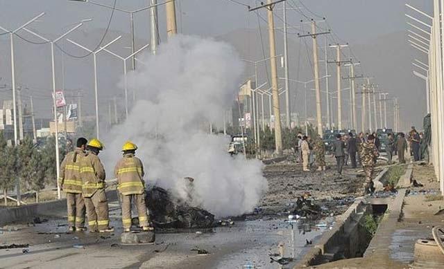 Attentat suicide à Kaboul: au moins 12 morts dont 9 étrangers