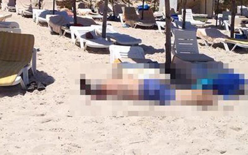 Tunisie: plusieurs morts dans une attaque sur une plage
