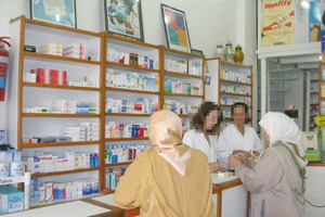 Les pharmaciens réduisent leur marge de 5% au profit des affiliés de la CNOPS