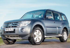 Mitsubishi Pajero : Retour en force pour le maître du Dakar