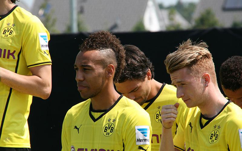 Qualifications CAN 2015 : Dortmund empêche Aubameyang de rejoindre sa sélection