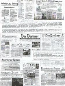 Allemagne : des journalistes espionnés
