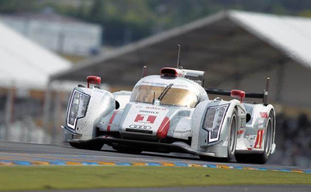 24 Heures du Mans : Le triplé d Audi