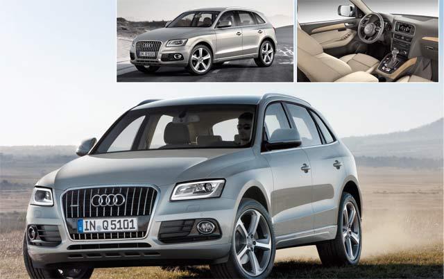 Audi Q5 : «Qure» de jouvence