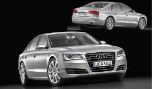 Auto info : Audi A8 : sportive, sophistiquée et intelligente