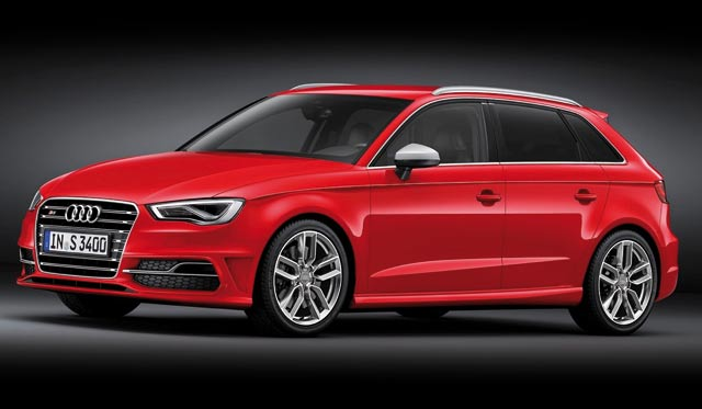Audi S3 Sportback : Internet embarqué