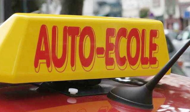 Examens de  permis de conduire : 2.150 dossiers saisis en ligne chaque jour
