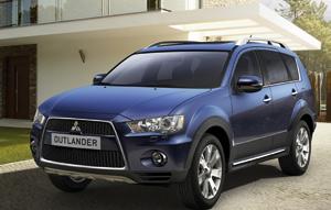 Mitsubishi Outlander : Nippon, ni dur