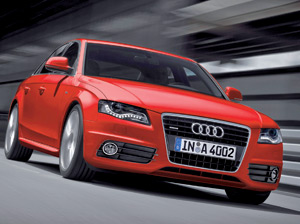 Audi A4 : Le regard qui tue