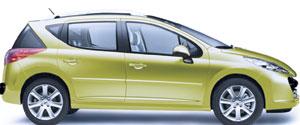 Peugeot 207 SW : Une petite lionne en robe de break