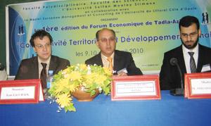 Tadla-Azilal : pour valoriser la filière de l'économie