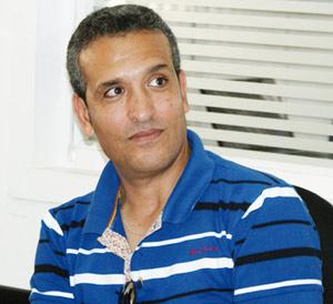 Aziz Boudarbala : «Nous avons de grands joueurs, mais on n'a pas une équipe»