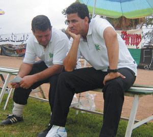 Le Mouloudia d'Oujda se sépare de son entraîneur