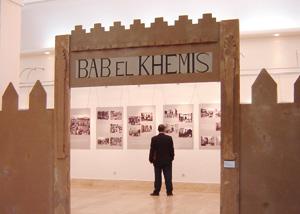 Oujda : atelier de graphisme dédié à la valorisation des monuments historiques